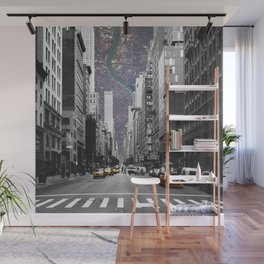 Cityception Wall Mural