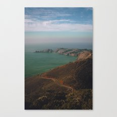 Point Canvas Print