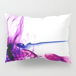 Spilled Ink Pillow Sham