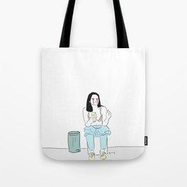 Mental Break Tote Bag