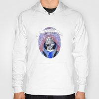 garrus Hoodies featuring Mass Effect: Garrus by Sunol Golden