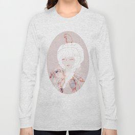 Portrait with Chick Long Sleeve T-shirt