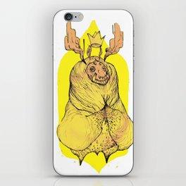 it's a pleasure iPhone Skin