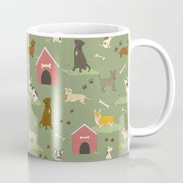 Dog Days Coffee Mug