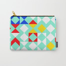 Geometric XVI Carry-All Pouch