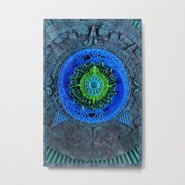 Ancient Future Metal Print