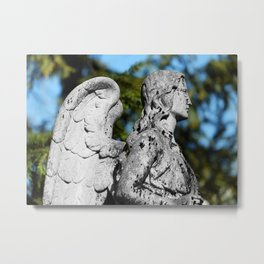 Statue_17 Metal Print