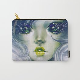 Quixotic - Alien or fairy? Carry-All Pouch