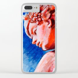 Cupid Clear iPhone Case