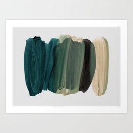 minimalism 8-1 Art Print