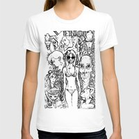 hollywood T-shirts featuring Hollywood by gallerydod