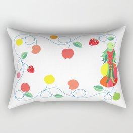 Kitchen quetzal Rectangular Pillow