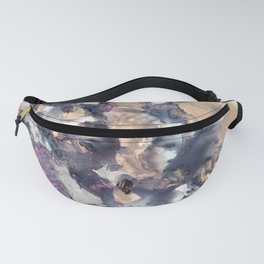 Rose Gold Fanny Pack