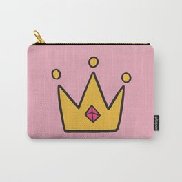 Queen - Pink Carry-All Pouch