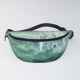 The dark fairytale - Bavarian Fairytale Castle Fanny Pack