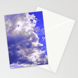 cloudy sky 2 db Stationery Cards