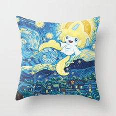 Starry Wish Throw Pillow