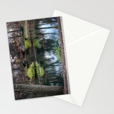 Cemetery Reflections Stationery Cards