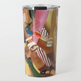 Get a Leg Up Travel Mug