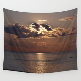 Shadows from Above Wall Tapestry