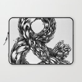 The Illustrated & Laptop Sleeve
