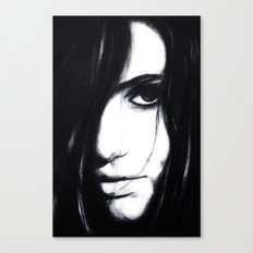 Look me in the eye. Canvas Print
