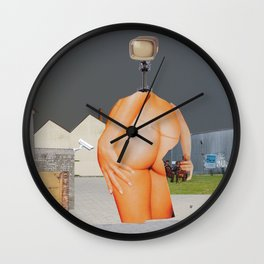 Follow Your Dreams · illusion City 13 · Wednesday Wall Clock