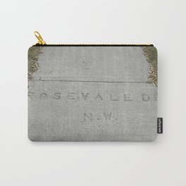 Rosevale Dr NW Carry-All Pouch