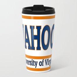 Wahoos! Travel Mug