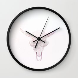 Ancient Wisdom II Wall Clock
