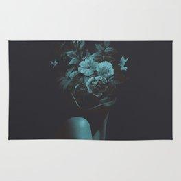 Dead Flowers (Recolor) Rug