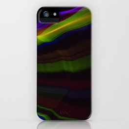 Fabric of Light V iPhone Case