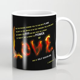 Love's Flame Coffee Mug