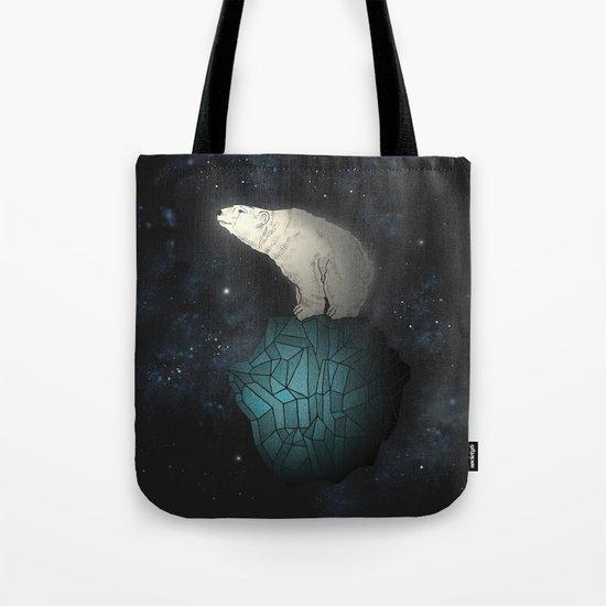 Bear Cosmos Tote Bag
