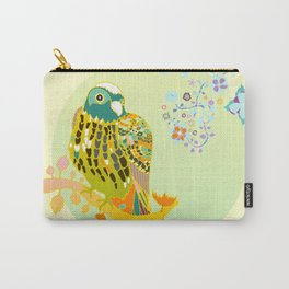 Scent of Flora Carry-All Pouch
