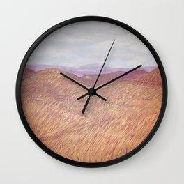 Mindscape Series Three, Painting Two  Redding C.A Wall Clock