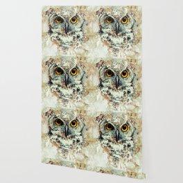 Owl II Wallpaper