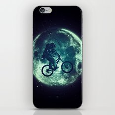 E.T.B. (variant) iPhone & iPod Skin