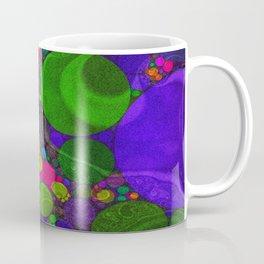 Florescent Abstract  Coffee Mug