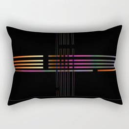 Normal and outliers Rectangular Pillow