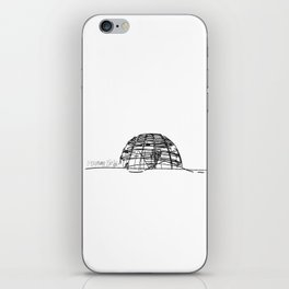 Reichstag Dome, Foster + Partners iPhone Skin