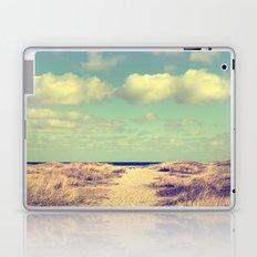 Beach whisper Impression Laptop & iPad Skin