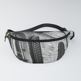 Open the windows Fanny Pack