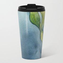 Bull Kelp Watercolor Travel Mug