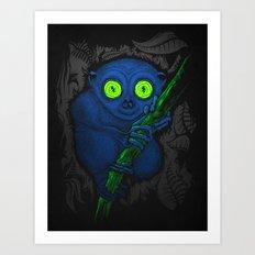 Regarde-moi! Art Print