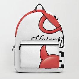 Valentine devil Backpack