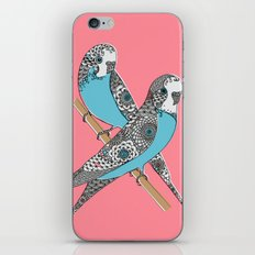 Budgies iPhone & iPod Skin