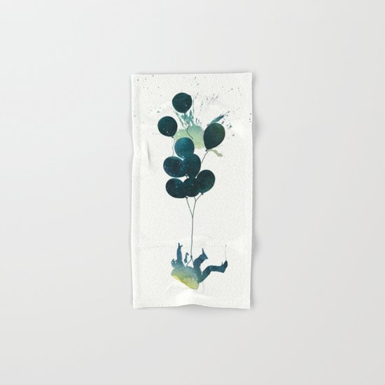 The Big Bang Hand & Bath Towel