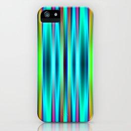 Bright  lanes iPhone Case