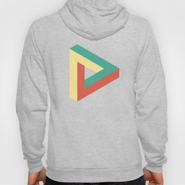 Triangle impossible Hoody